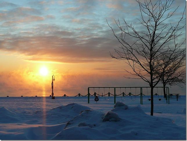 Spencer Smith sunrise