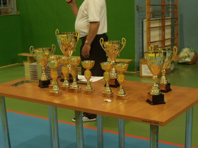 Zakończenie Kolskiej Ligi Piłki Siatkowej
