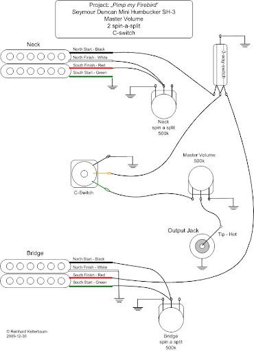 Spin-a-Split oder Splitten per Schalter? — Guitarworld.de