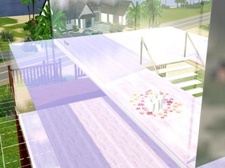 transparent flooring-roofing ts3 style