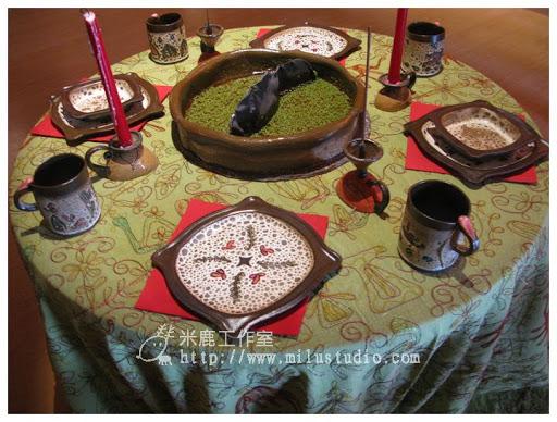旅行記錄-楊可瑜 陶瓷個展展覽情景