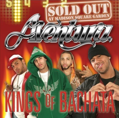 Aventura - Kings Of Bachata: Sold Out At Madison Square Garden [2 CDs] | Bachata