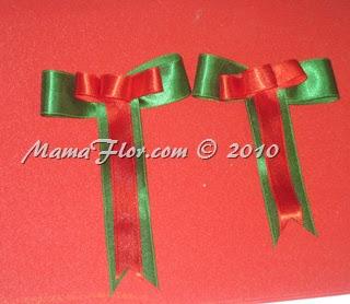 Listones Navideños para Decorar el Arbolito de Navidad