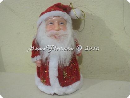 Papá Noel Colgante para el Arbol