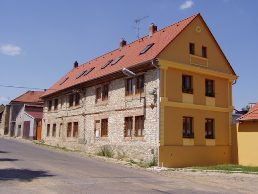 Domov Bechlín - Objekt domu 2003