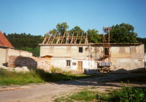 Domov Bechlín - Objekt domu 2000
