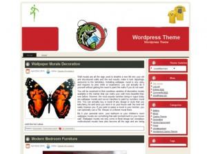 Craft Fishing wordpress Theme
