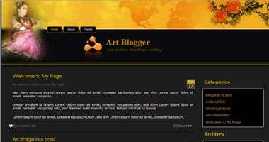 Art Blogger 2.0