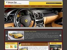 F Horse Car