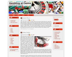 Casino, Gambling Theme