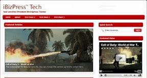 iBizPress RedTech