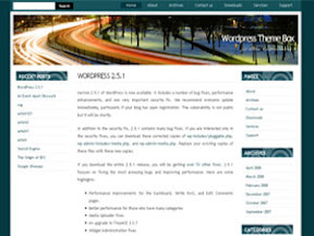 Nature 1 Free Wordpress Theme