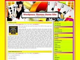Online Casino Template 202