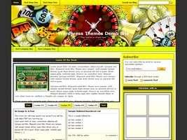 Online Casino Template 28