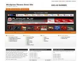 Online Casino Template 30