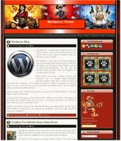 Free Wordpress PC Game Theme
