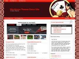 Online Casino Template 569