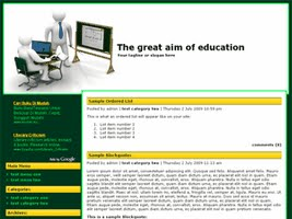 The Great Aim Of Education