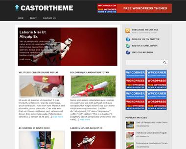 Castor Theme