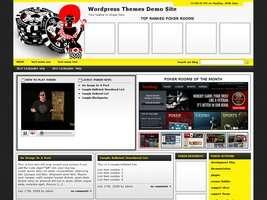 Online Casino Template 611