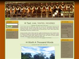 A Free Wordpress Travel theme by webdwc