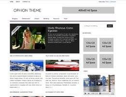 Ophion Theme