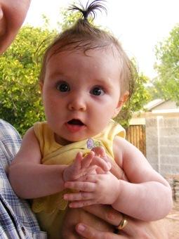 5 Months Jacinta 2