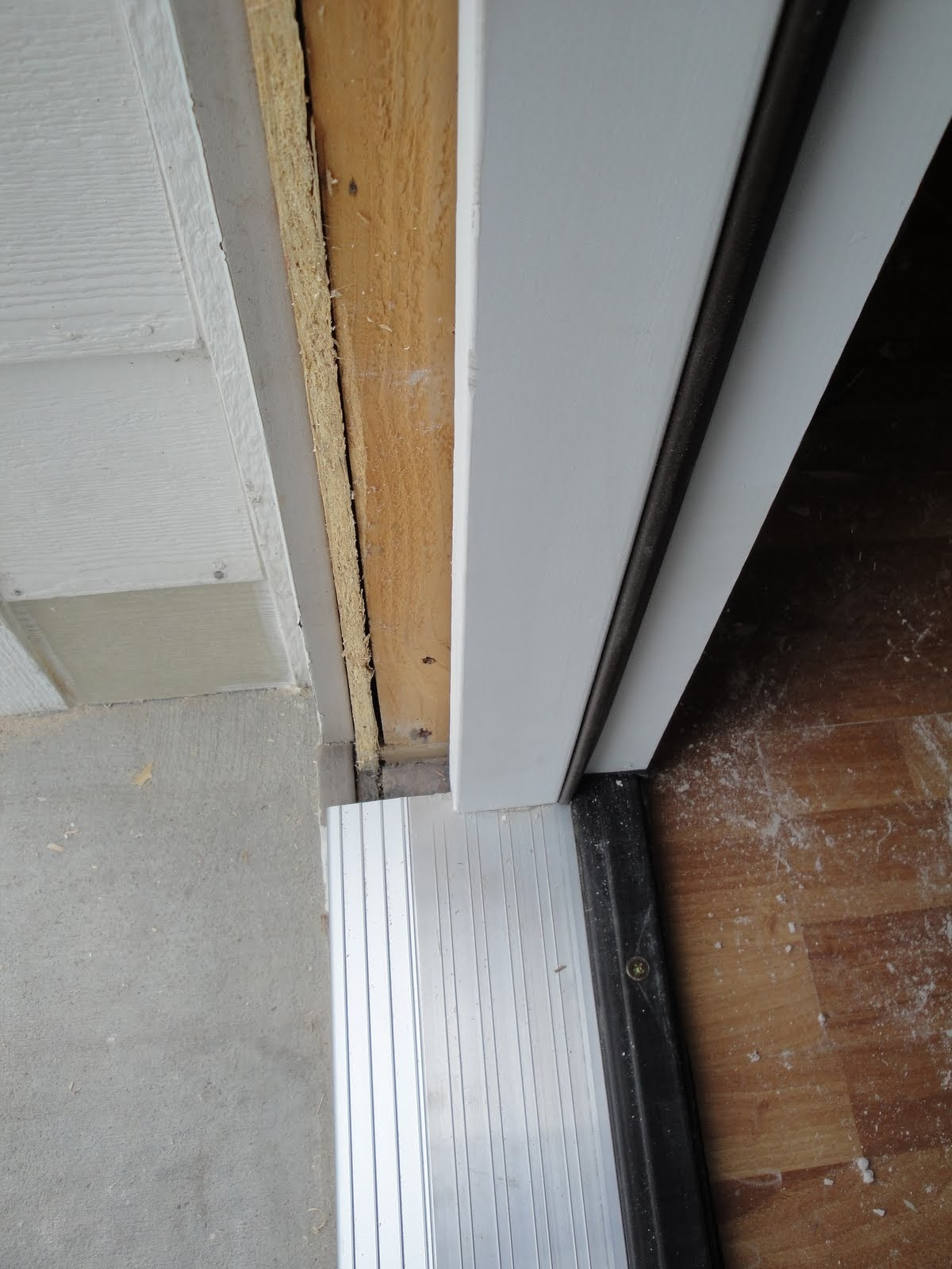door jamb extension