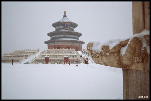 2010回顧 - 北京60年來的罕見暴雪