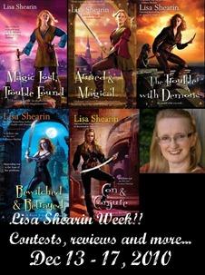 Lisa Shearin Week