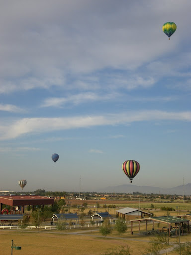 My First Balloon Flight