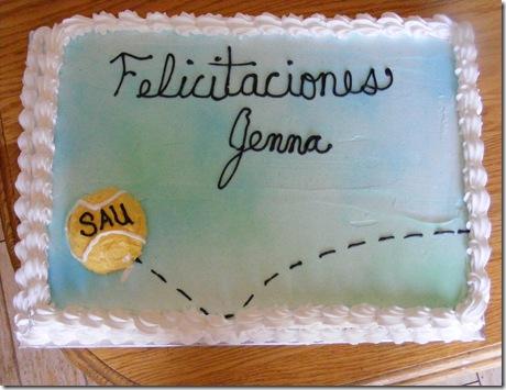 Jena Bart Grad cake 2