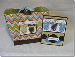 Lauryns baby gift. cards