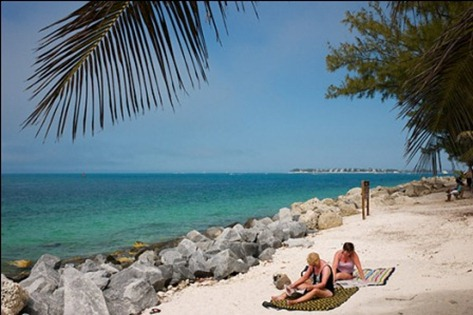 Fort Zachary Taylor State Park, Key West, Florida