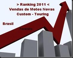 Ranking Fevreiro 2011