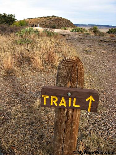 Trail to Fort Davis National Historic Site