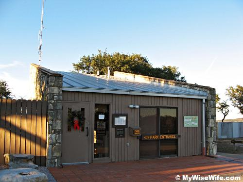 Welcome to Pedernales Falls Park Headquarters