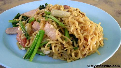 Tuaran Noodles