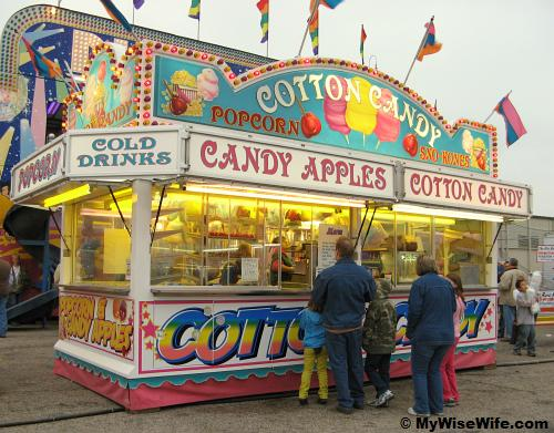 Everlasting favorite - Cotton Candy!