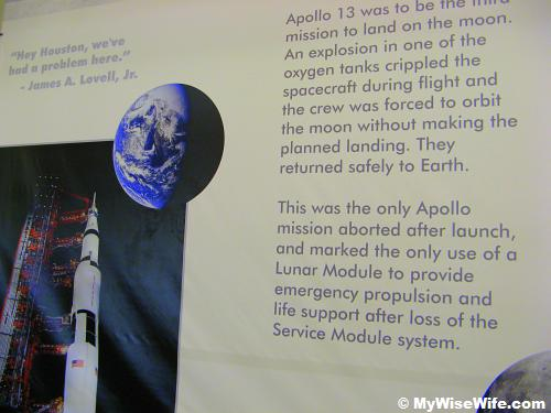 Chronicle of Apollo program and mission
