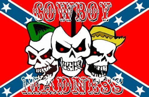 Genre: Psychobilly / Punkabilly Cowboy Madness Logo
