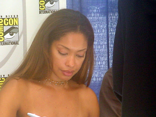 Opinion Naked pic gina torres