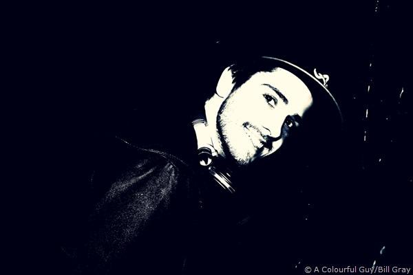 DJ Luke Versalko