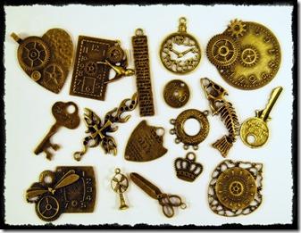 Steampunk Embelishments