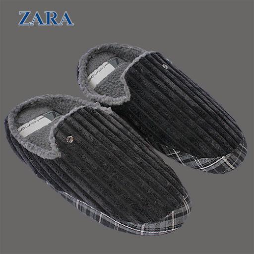 Papuci de casa Zara