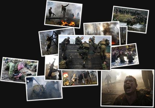 "Просмотр альбома ""The Belarus special troops"""