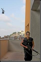 BRAZIL OPERATION TARGETING DRUG GANGS IN SLUMS OF RIO DE JANIERO