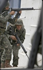 BRAZIL VIOLENCE BETWEEN DRUGS GANGS AND SECURITY FORCES