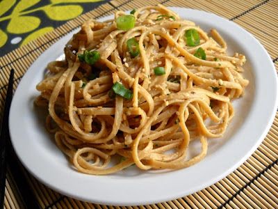 Thai Peanut Noodles