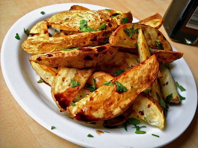 Balsamic Oven Fries